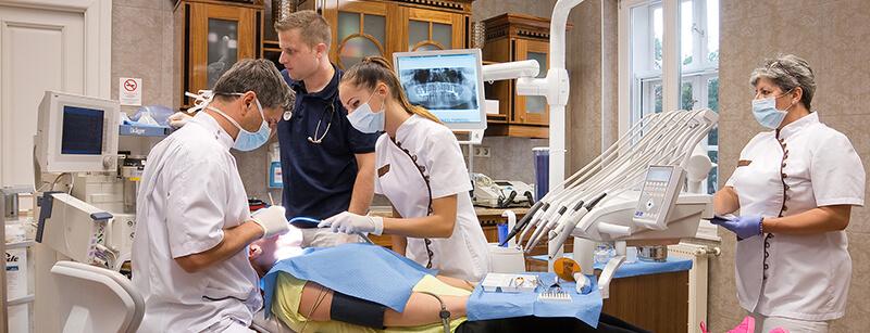 Narkosebehandlungen - CE Dental