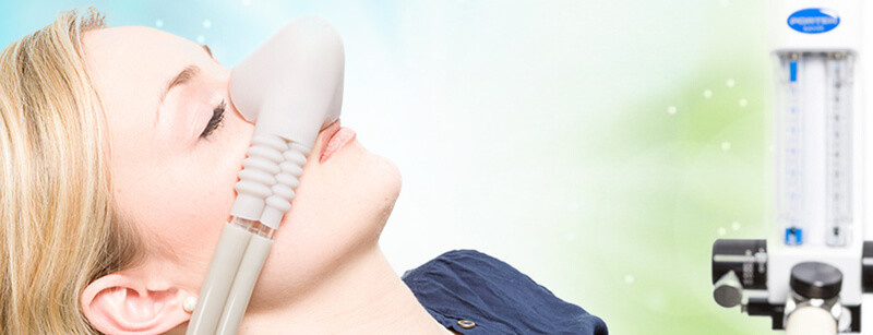 Sedierung mit Lachgas in der Zahnarztpraxis in Ungarn